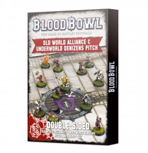 BLOOD BOWL: OLD WORLD & UNDERWORLD PITCH