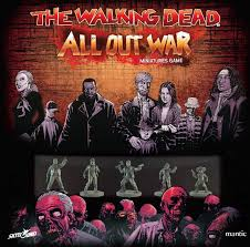 The Walking Dead: All Out War Miniature Game - Core Set