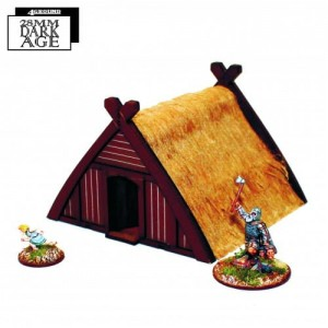 SAGA:   Norse Hovel/Workshop
