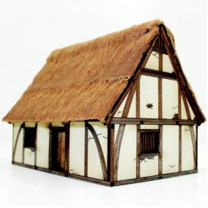 High Medieval Cottage