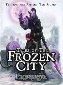Frostgrave: Tales of the Frozen City (wersja angielska)