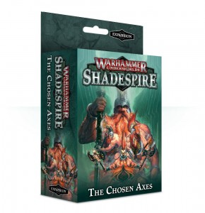 WH UNDERWORLDS: THE CHOSEN AXES