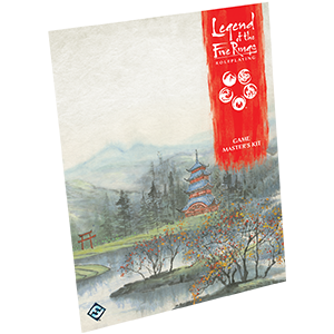 Legend of the Five Rings RPG Game Master's Kit - EN