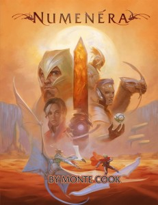 Numenera RPG: Core Book
