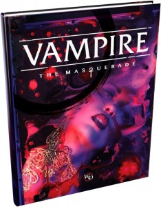 Vampire: The Masquerade 5th Ed Core