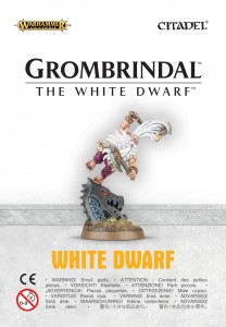 GROMBRINDAL, THE WGITE DWARF
