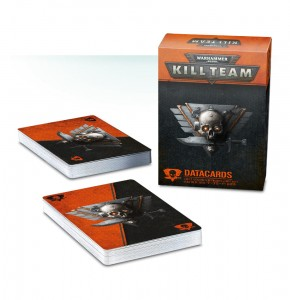 Kill Team: Datacards