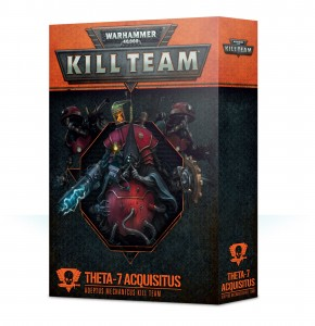 KILL TEAM: THETA-7 AQUISITUS (ENGLISH)
