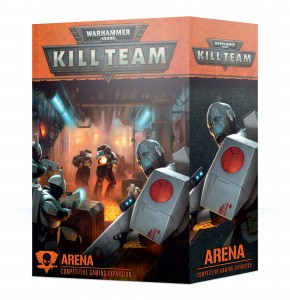 WARHAMMER40000: KILL TEAM ARENA (ENG)