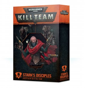 KILL TEAM: STARN'SDISCIPLES (ENGLISH)
