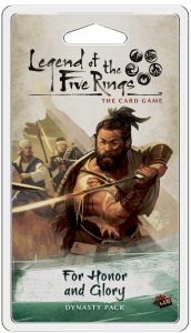 Legend of the Five Rings LCG: For Honor and Glory - EN