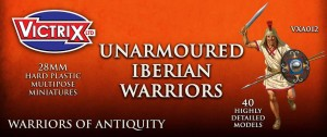 Unarmoured Ancient Spanish Infantry