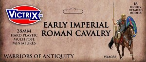 Early Imperial Roman Cavalry