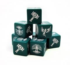 Forces of Order Dice