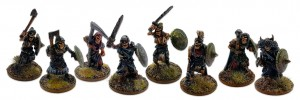 Undead Legion Warriors (8)