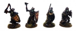 Undead Legion Hearthguard (4)