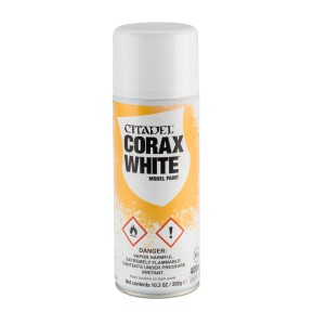 CORAX WHITE SPRAY (N/EUROPE)