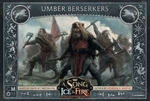 Umber Berserkers: A Song Of Ice and Fire Exp.