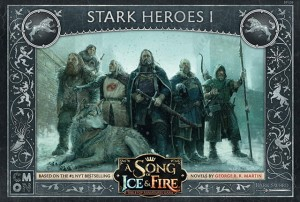 Stark Heroes 1: A Song Of Ice and Fire Exp.