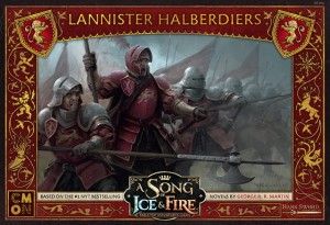 Lannister Halberdiers: A Song Of Ice and Fire Exp.