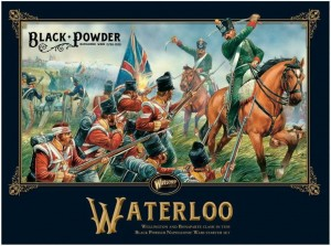 Black Powder - Waterloo Starter Set 2ed rules