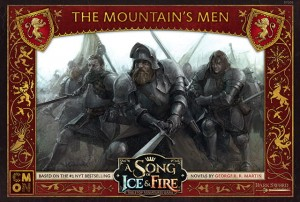 'Lannister Mountain''s Men: A Song Of Ice and Fire Exp.'