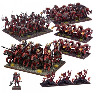 Forces of the Abyss Army