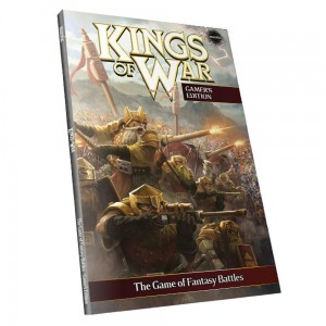 KoW Rulebook 2nd Edition Softback