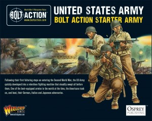 United States Army - Bolt Action Starter Army