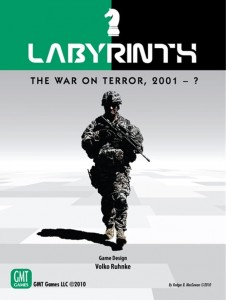 Labyrinth: The War on Terror 4th Printing