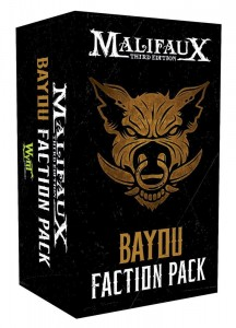 Bayou Faction Pack - M3e Malifaux 3rd Edition