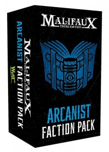 Arcanist Faction Pack - M3e Malifaux 3rd Edition