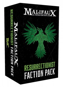 Resurrectionist Faction Pack - M3e Malifaux 3rd Edition