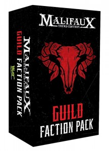 Guild Faction Pack - M3e Malifaux 3rd Edition