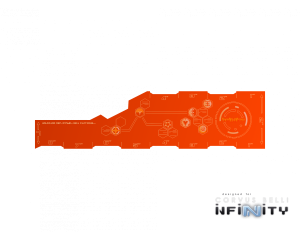 Infinity Range Card INCH Orange (1)
