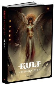 KULT, Divinity Lost RPG: 4th Edition Core Rulebook