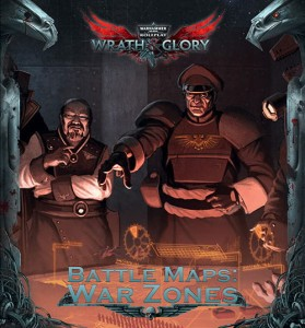 Wrath & Glory Battle Map Warhammer 40000 RPG