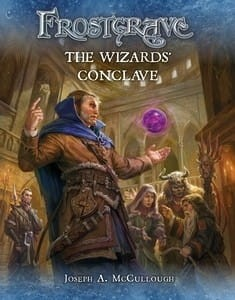'Frostgrave: The Wizards'' Conclave'