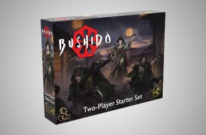 Bushido - Two player introductory set