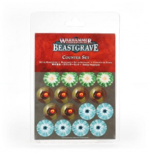 WARHAMMER UNDERWORLDS BEASTGRAVE - COUNTER SET
