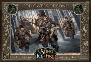 Free Folk Followers of Bone: A Song Of Ice and Fire Exp.