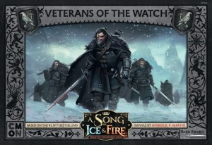 Night's Watch Veterans of the Watch: A Song Of Ice and Fire Exp.