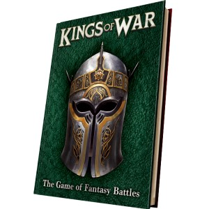 Kings of War 3rd Edition Rulebook