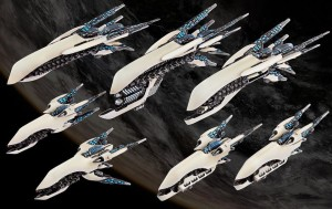 Dropfleet Commander PHR Starter Fleet