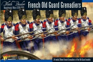 French Old Guard Grenadiers (boxed set)