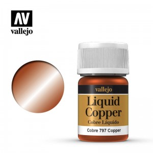Copper (Alcohol Based)