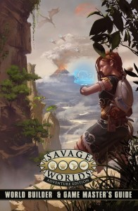 Savage Worlds World Builder & Game Master's Guide RPG