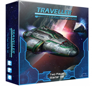 Traveller: Customizable Card Game - Two Player Starter Set