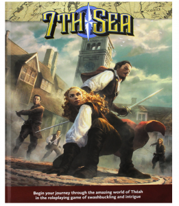 7th Sea RPG: Core Rulebook