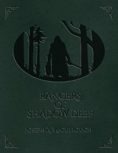 Rangers of Shadow Deep Deluxe Edition Core Book